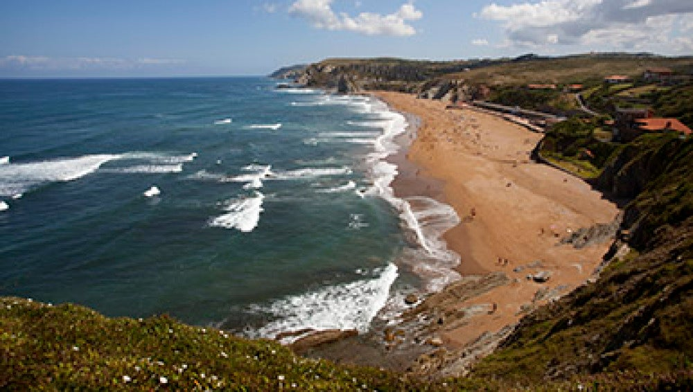 Playa País Vasco