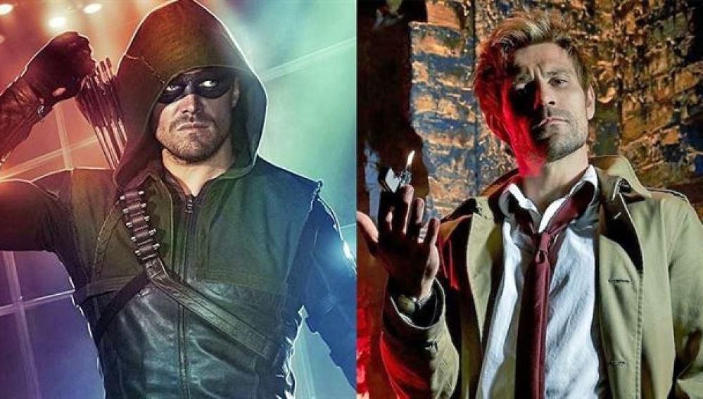 'Crossover' de 'Arrow' y 'Constantine'