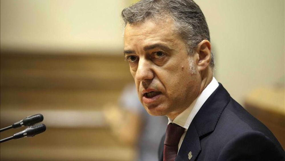 Iñigo Urkullu asegura que compartirá con Pedro Sánchez la estrategia vasca para la prosperidad