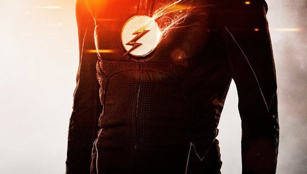 nuevo traje de 'The Flash' en la segunda temporada