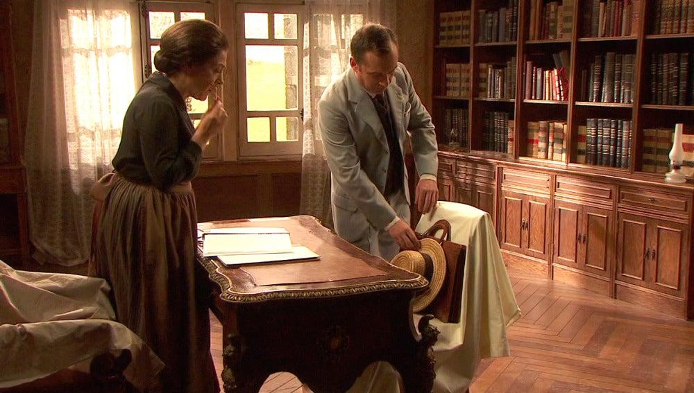 Un abogado ofrece ayuda a Francisca