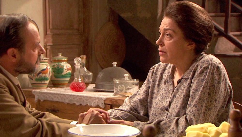 Raimundo pedirá matrimonio a Francisca