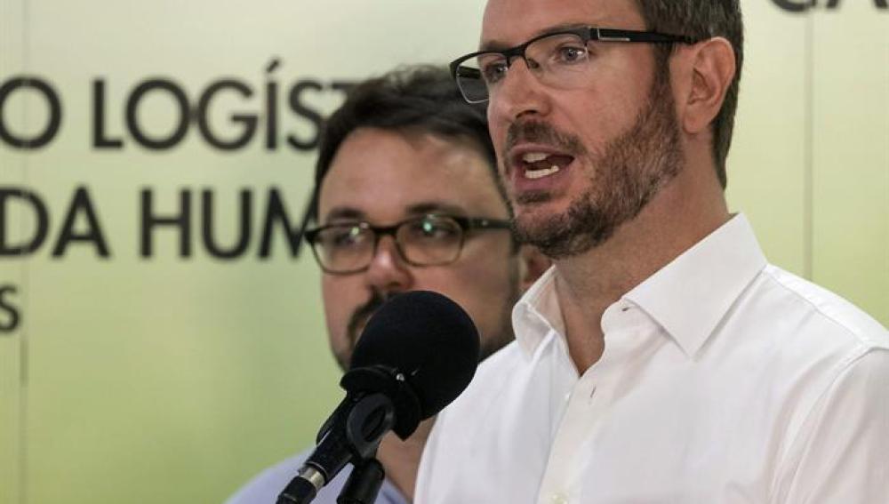 El vicesecretario sectorial del PP, Javier Maroto.