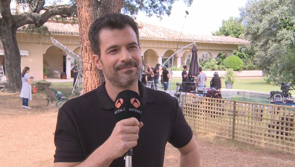 Entrevista a Rodolfo Sancho