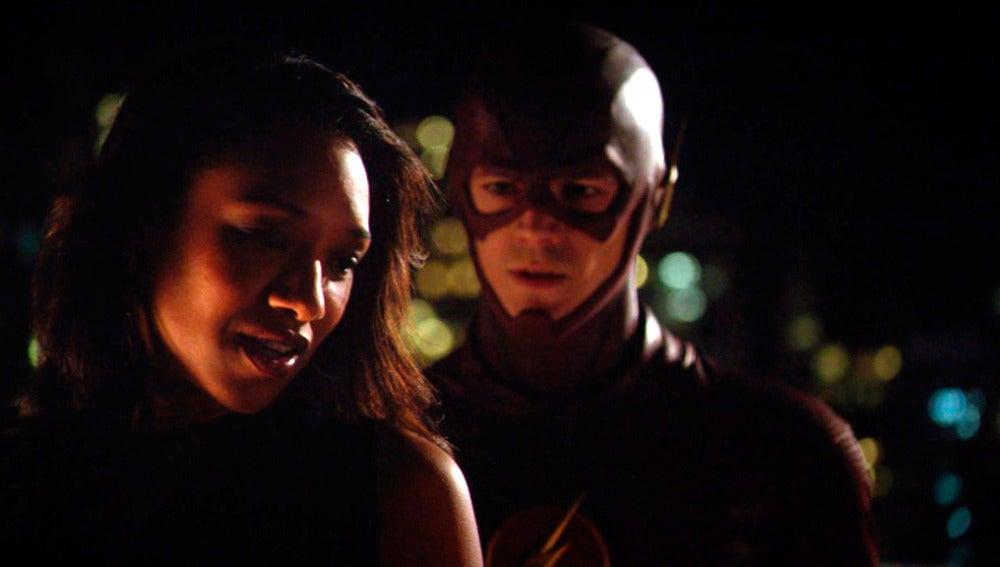 """The Flash se reúne con Iris: """"Debes dejar de escribir sobre mí"""""""