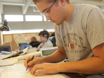 Estudiante en la Universidad de Tennessee