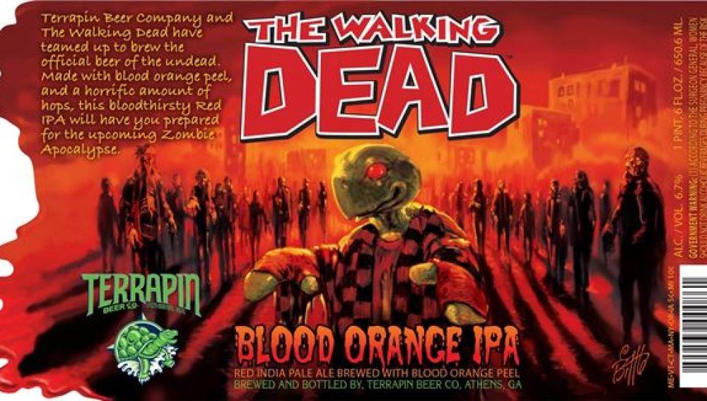Cerveza oficial de 'The Walking Dead'