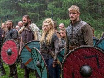 Vikingos, segunda temporada