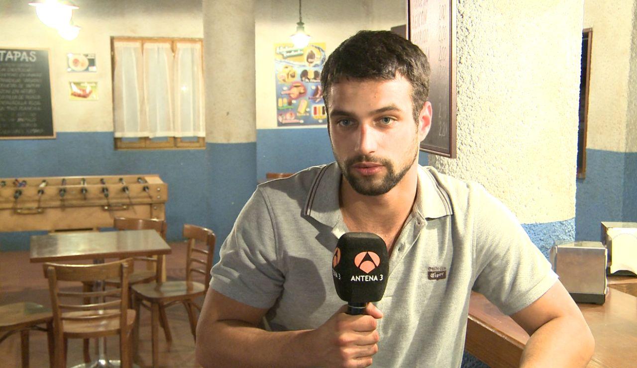 Entrevista Jesús Castro