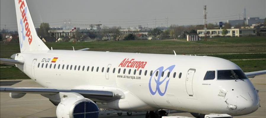 Antena 3 tv air europa cancela 144 vuelos en la huelga for Oficinas air europa madrid