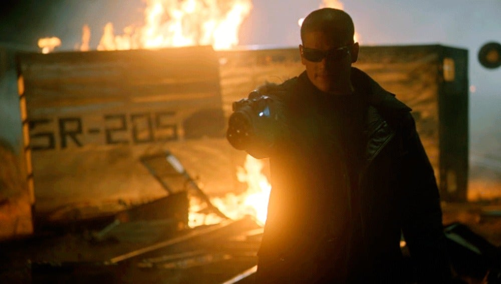 Snart descubre el punto débil de 'The Flash'