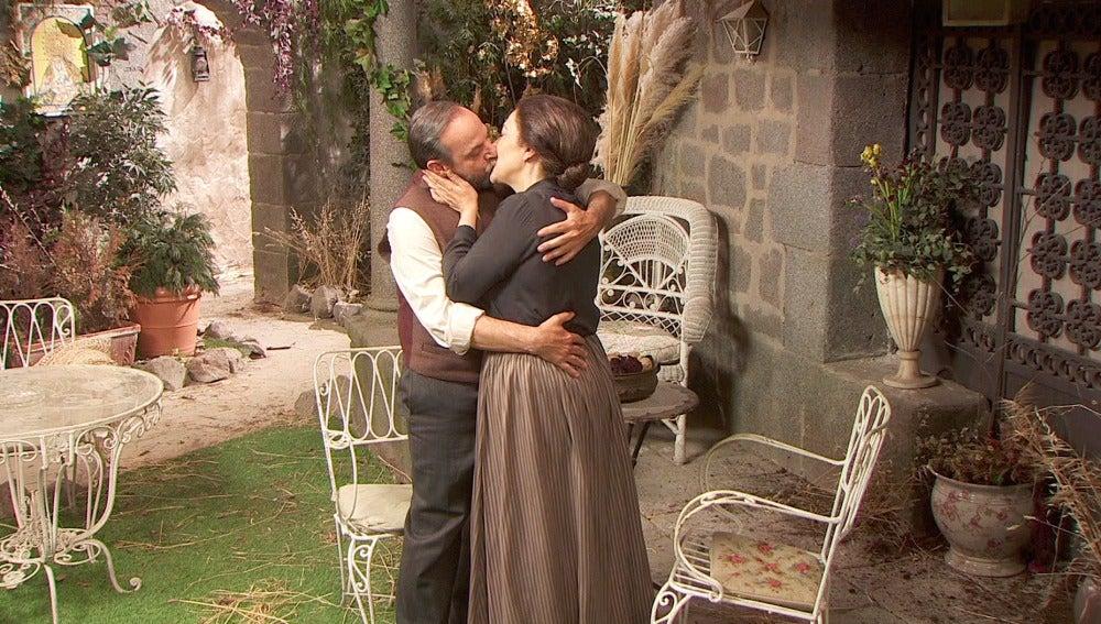Francisca aceptará casarse con Raimundo