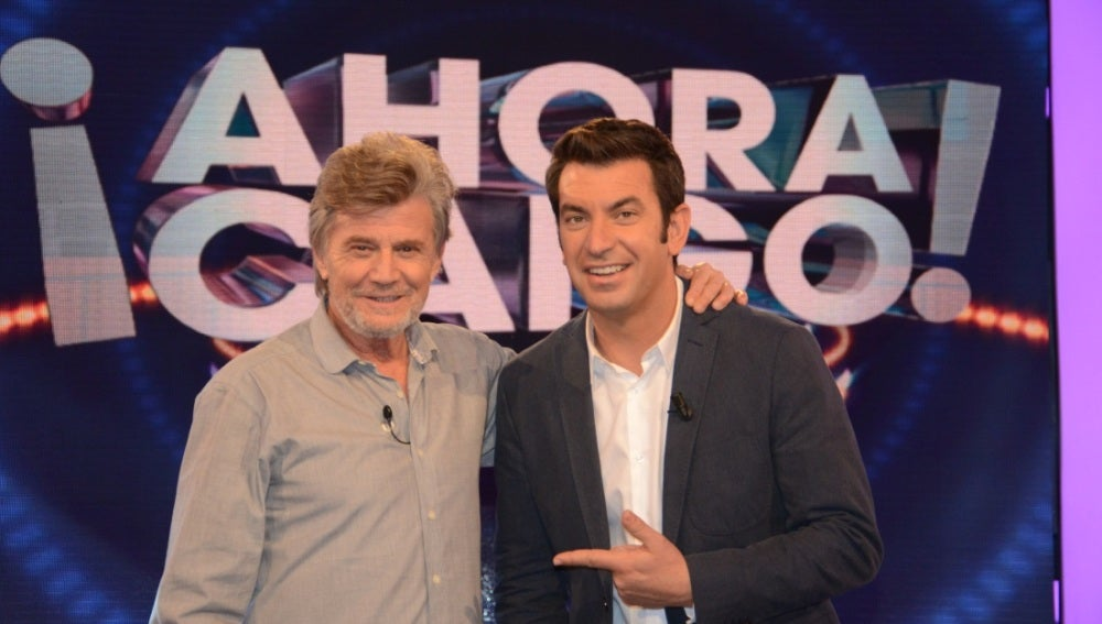 Eloy Arenas y Arturo Valls