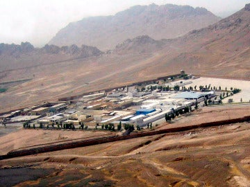 Residencia del Mulá Omar, líder de los talibanes