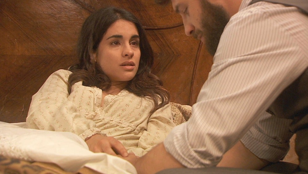 Bosco confesará a Inés la verdad: no se va a curar