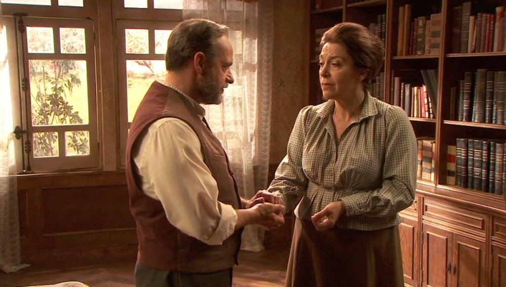 """Raimundo a Francisca: """"No quiero separar a mi familia de esta boda"""""""