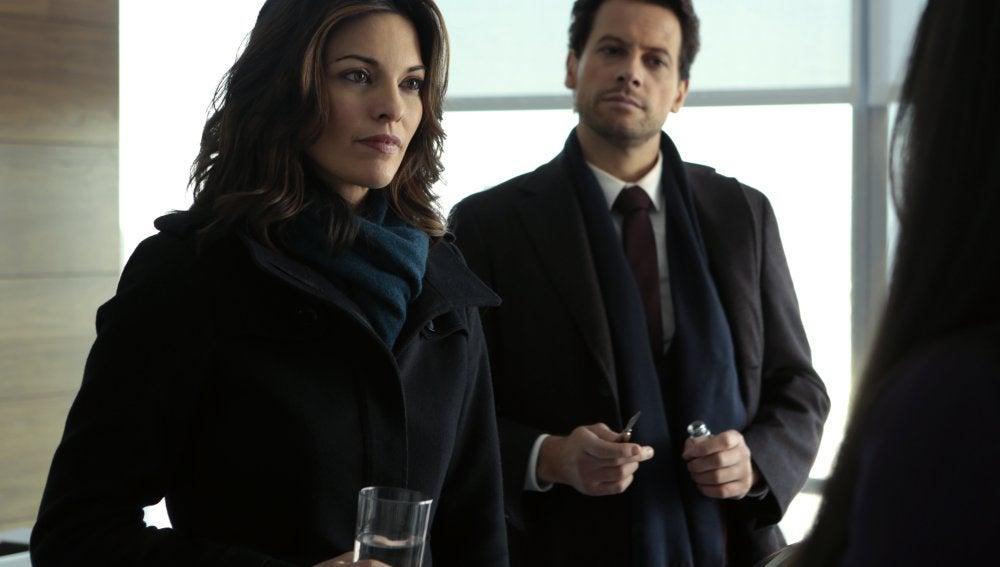 Dr. Henry Morgan y Detective Jo Martinez