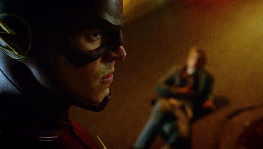 Barry descarga su ira contra Eddie