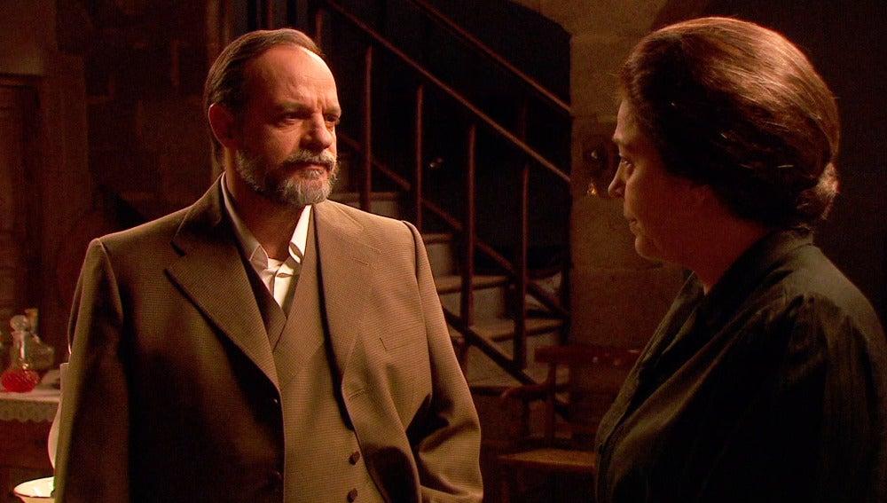 """Raimundo tiene dudas sobre su boda con Francisca: """"No puedo compartir   mis días con alguien que disfruta haciendo el mal"""""""