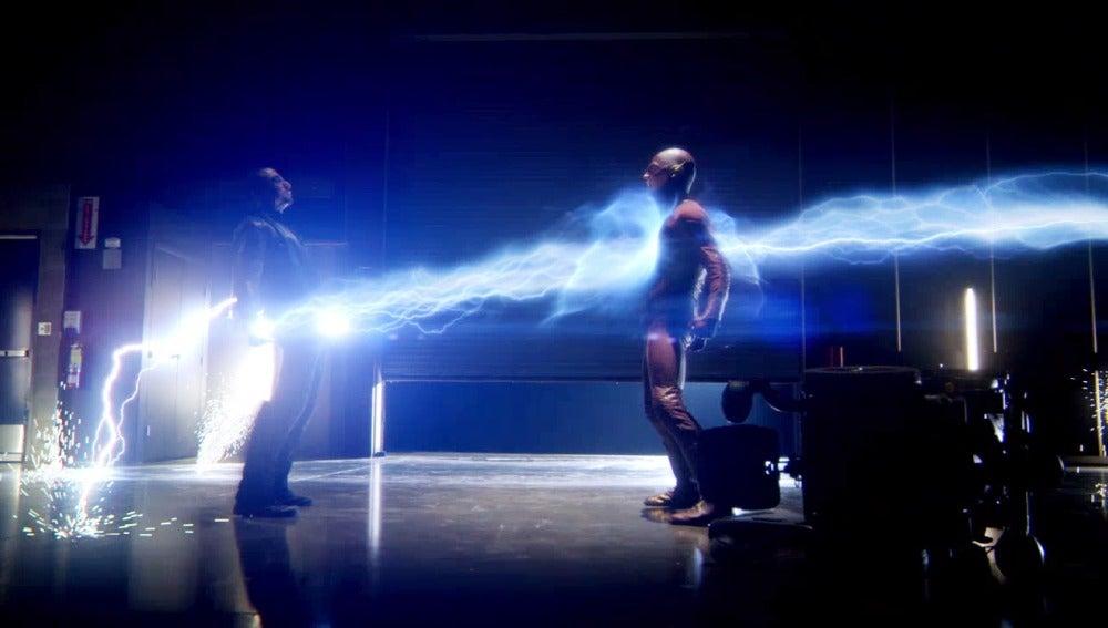 The Flash contra Faroq