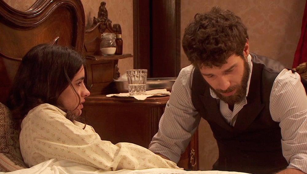"""Bosco confiesa a Inés que no hay remedio: """"Es el final"""""""