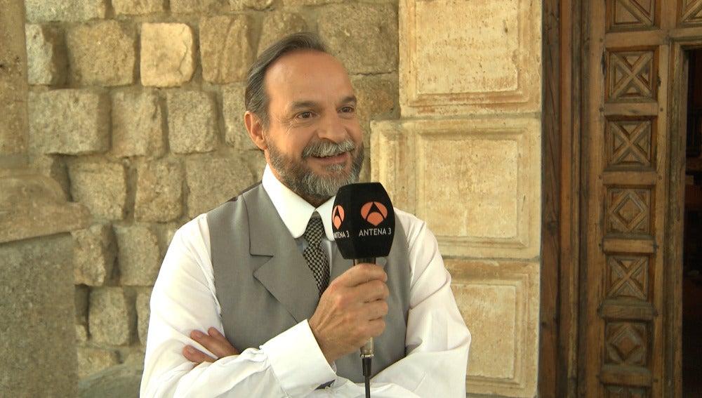 Entrevista Ramón Ibarra