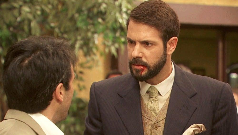 """Carmelo a Severo: """"Eres un amargado y un infeliz"""""""