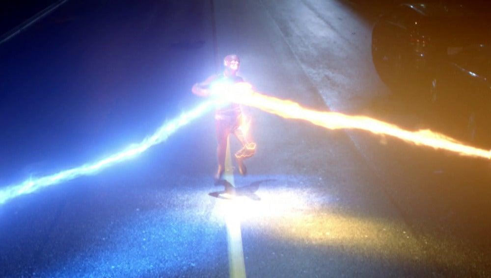 The Flash vuelve a enfrentarse a Capitán Frío
