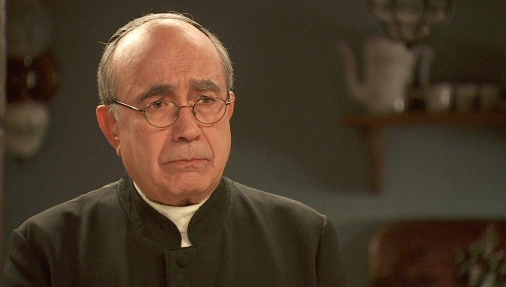 Don Anselmo previene a Francisca sobre su nuevo abogado