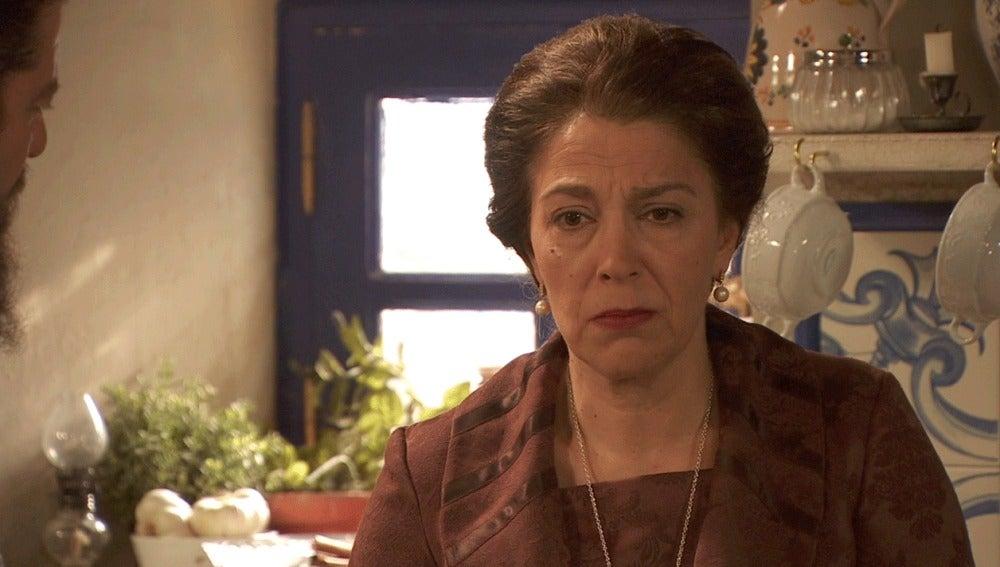 Francisca podría perder La Casona