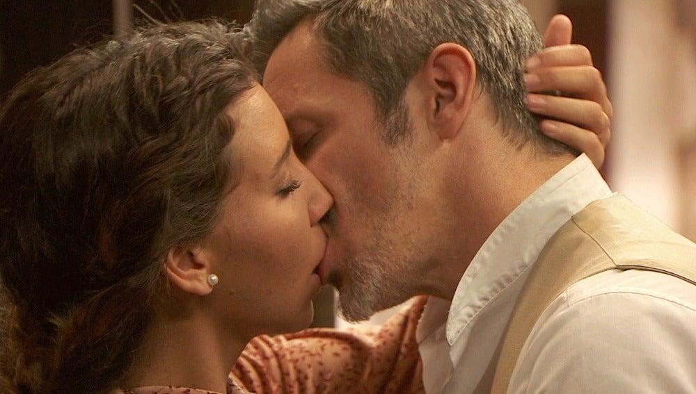 Alfonso y Emilia hablan de sus problemas de pareja