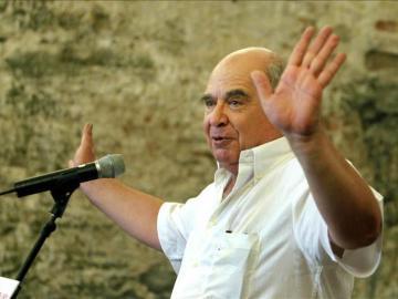 Lluís Rabell, cabeza de lista de 'Cataluña Si´que es Pot'