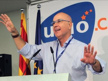 Josep Antoni Duran Lleida presidente del comité de Gobierno de UDC