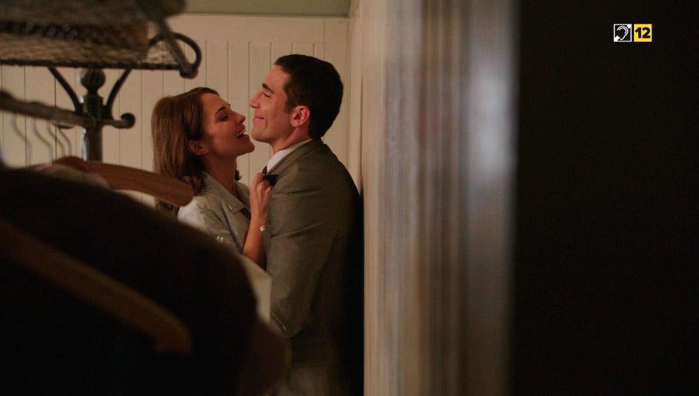 Ana y Alberto derrochan amor