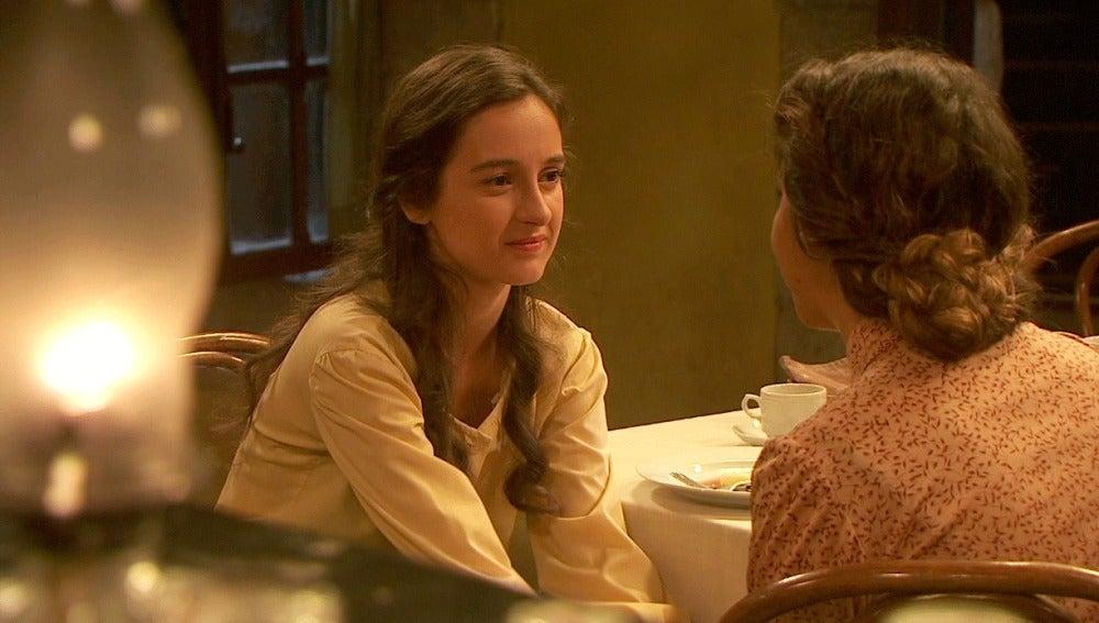 milia siente que está perdiendo a Alfonso