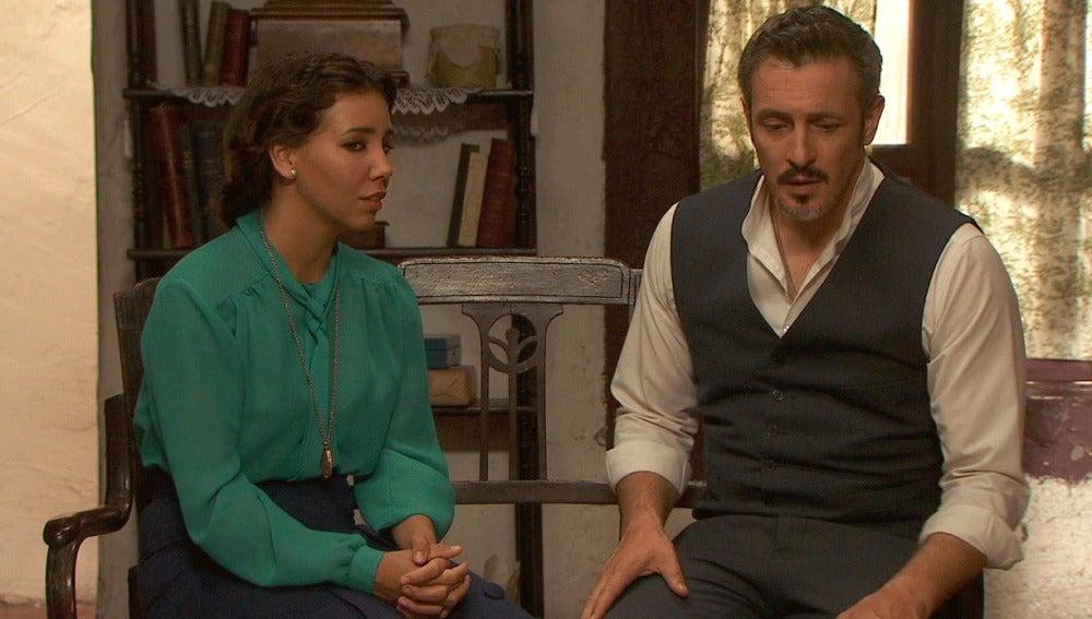 Emilia y Alfonso no superan su crisis de pareja