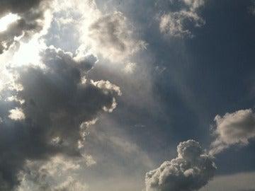 Imagen de unas nubes