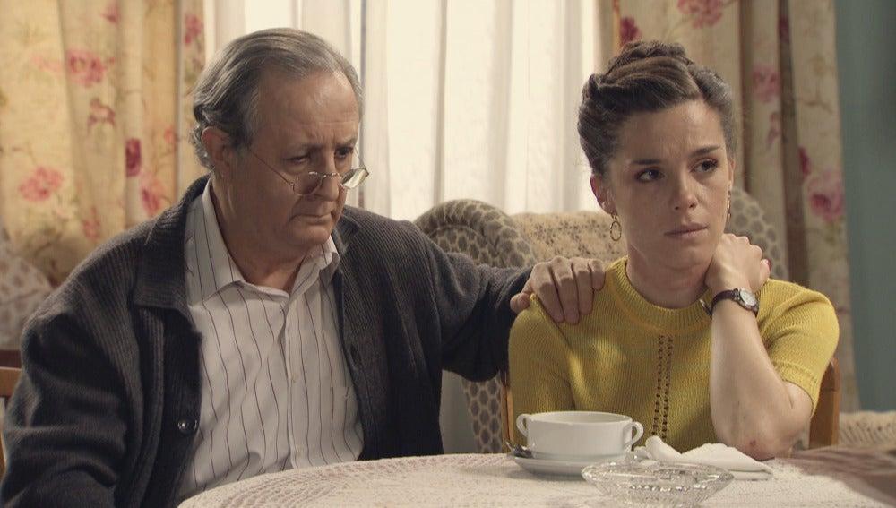 Pelayo y Clara