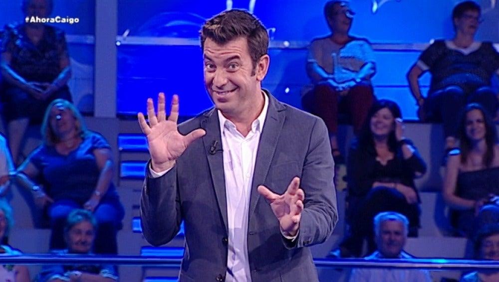 Chiste, Arturo Valls