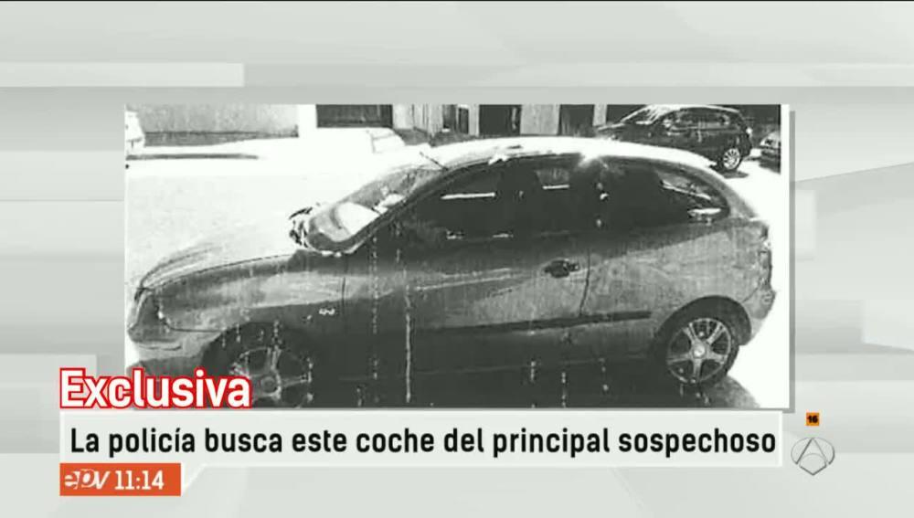Se busca el coche del sospechoso de la muerte de las jóvenes de Cuenca