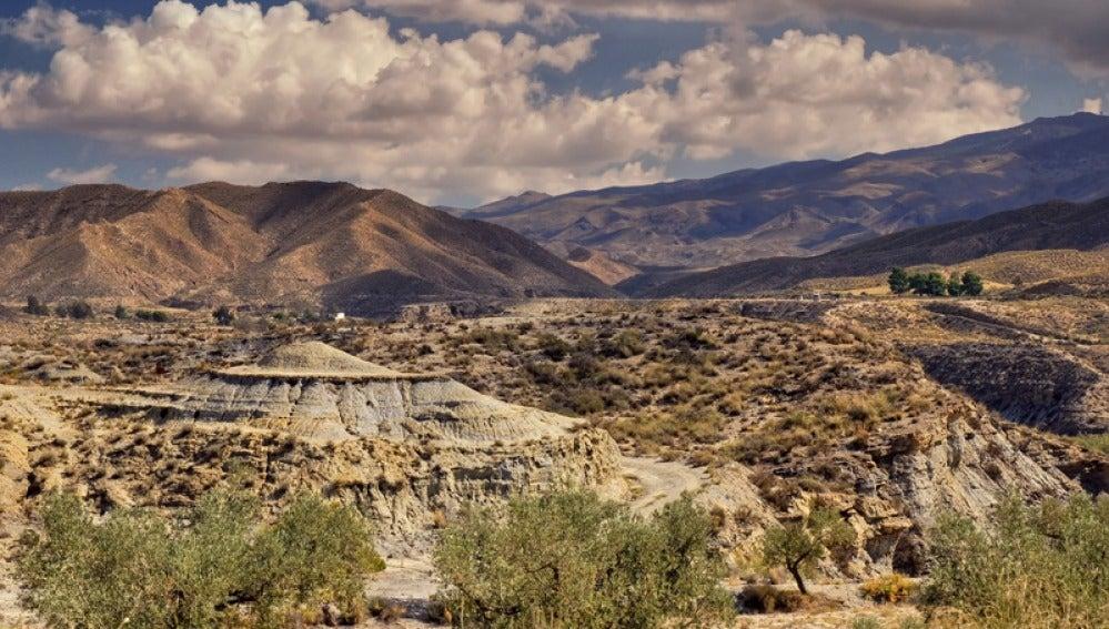El Chorrillo de Sierra Alhamilla
