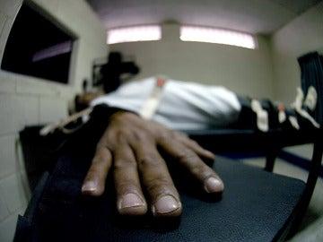 Una sala de ejecución para la inyección letal