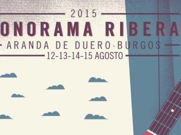 Cartel del Festival Sonorama Rivera 2015