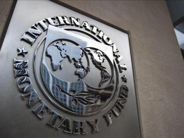 Logotipo del FMI