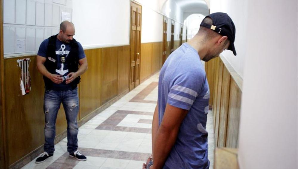 Morate, presunto asesino de las jóvenes de Cuenca