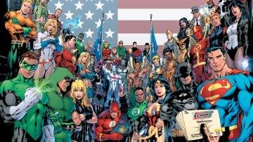 Superhéroes de DC Cómics