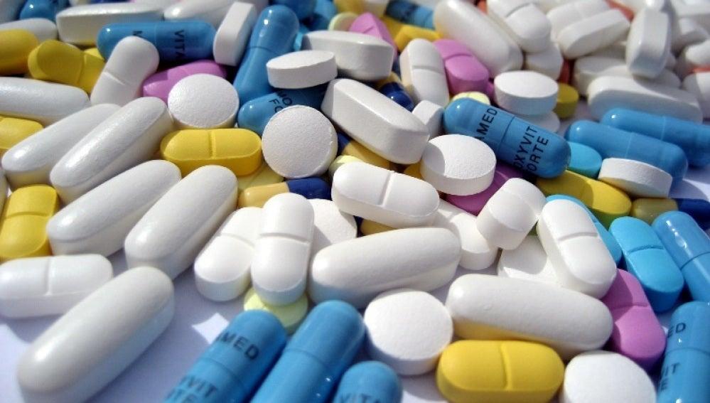 Imagen de pastillas