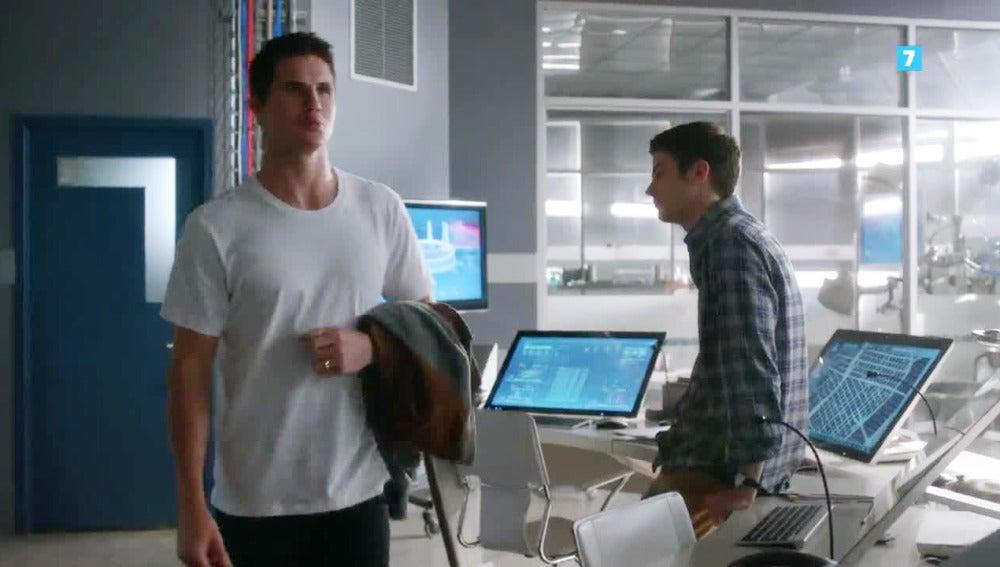 Promo 'The Flash'
