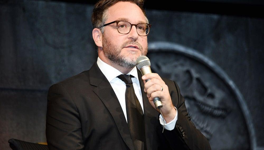 Colin Trevorrow, director de 'Jurassic World'