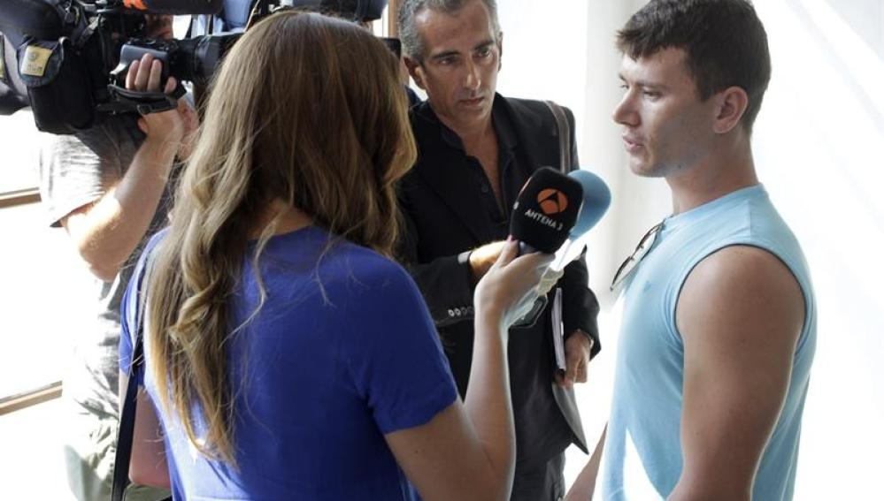 Istvan Horvath, el ciudadano rumano acusado de ayudar a ocultarse a Sergio Morate